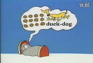 And a duckdog too
