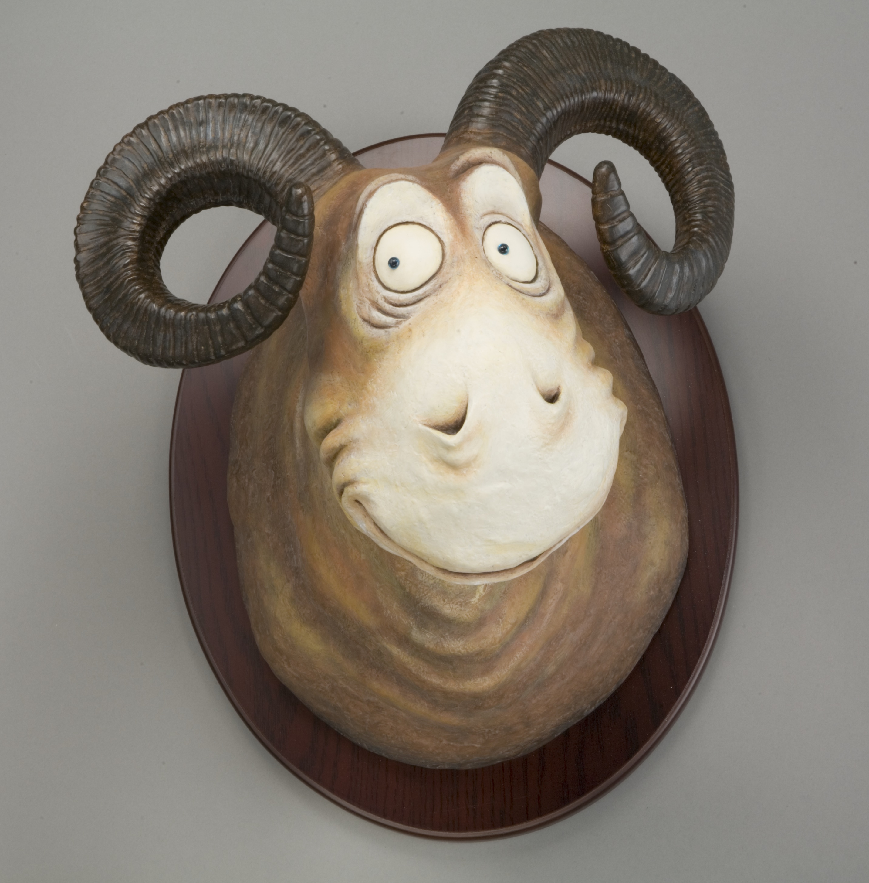 Goo-Goo Eyed Tasmanian Wolghast