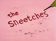 The Sneetches 1973 title card