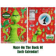 0002336 dr seuss the grinch advent calendars