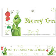 Custom The Grinch Banner