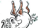 Morton the Elephant Bird