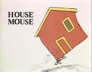 A house on mouse