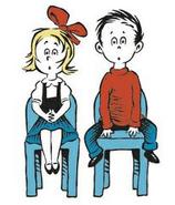 Sally and conrad