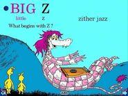 ZizzerZazzerZuzz plays an instrument