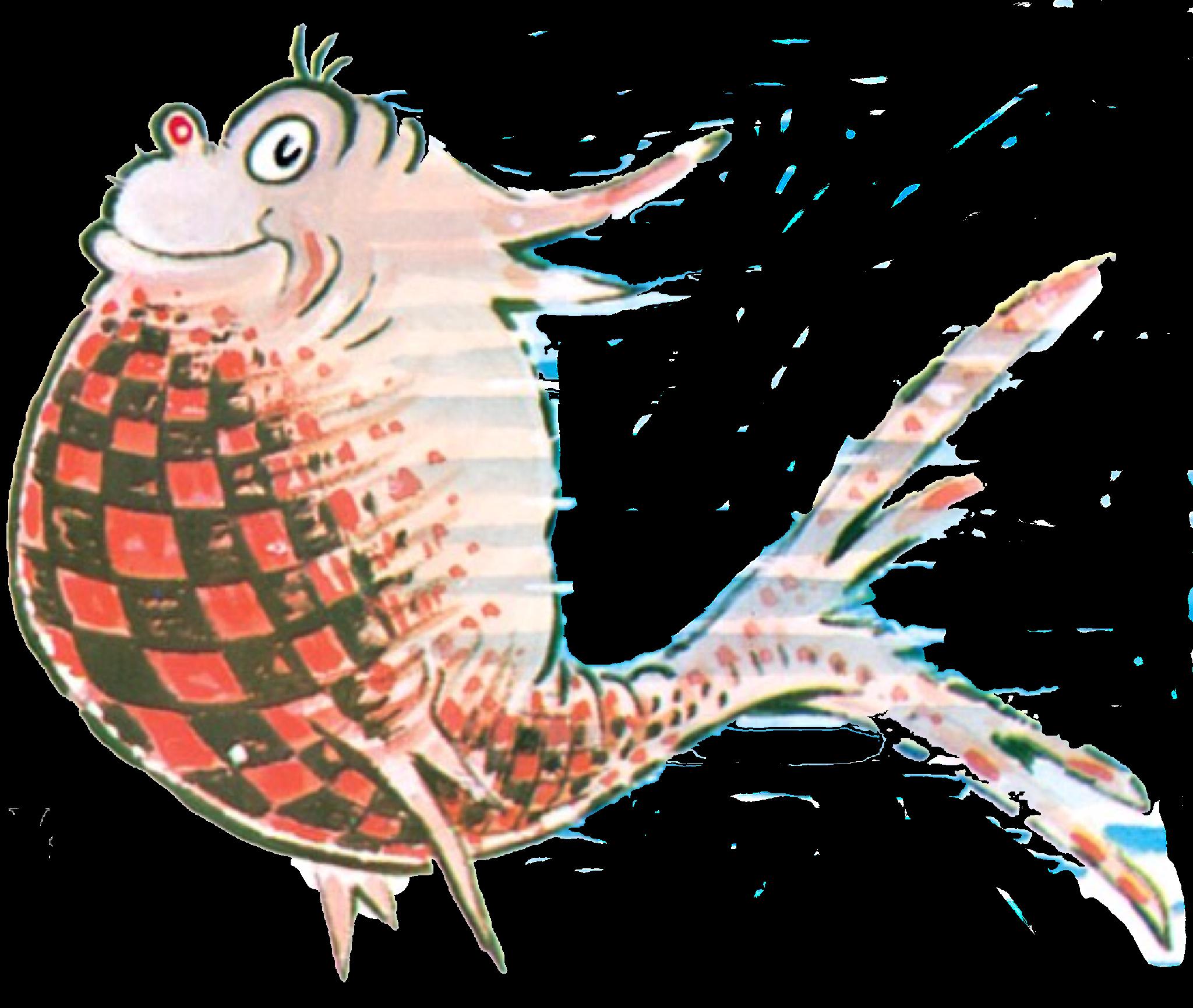 Checkerboard Fish