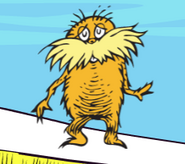 Lorax who speaks for the trees