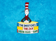 Dr. Seuss on the Loose 3-decker titles