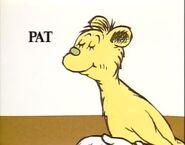 Pat again