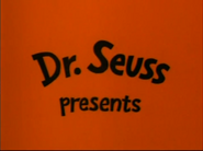 Dr seuss presents