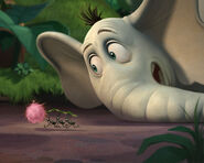 Horton and ants