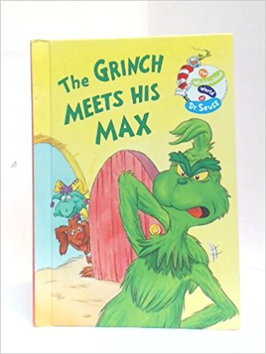 The Grinch Meets His Max (Book)