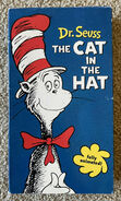 Dr Seuss The Cat in the Hat 2001 VHS Cover