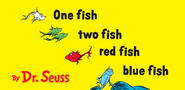 One fish Two Fish Red Fish Blue Fish Header