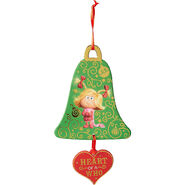Heart of a Who Ornament - The Grinch