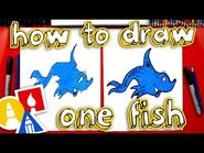 How To Draw Dr