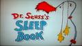 Dr. Seuss's Sleep Book (1)
