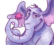 Horton Sketch by MannyBCadavera