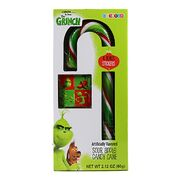 0002312 dr seuss the grinch single candy canes