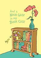 Nook Gase Book Case