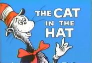 The cat in the hat video book title