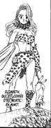 Elizabeth sauvage manga infobox