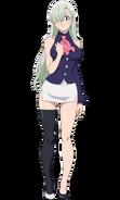 Elizabeth Liones Anime Season 3 Design