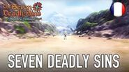 The Seven Deadly Sins Knights of Britannia - PS4 - Welcome to Britannia (French)