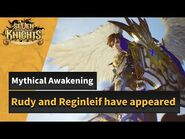 -Seven Knights- Mythical Awakened Rudy X Mythical Awakened Reginleif have appeared!