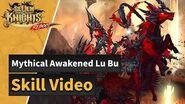 Seven Knights Mythical Awakened Lu Bu Skills Preview