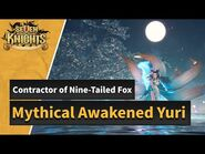 -Seven Knights- Cotracter of Nine-Tailed Fox Yuri Mythical Awakening