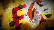 Ash s lycanroc using accelerock by pokemonsketchartist-dbnh10j