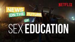 Sex Education Season 3 Announcement Netflix