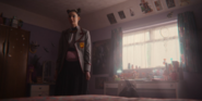 303 Lily in uniform