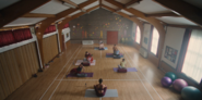 304 Yoga class 1