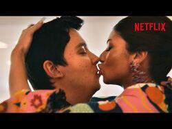 The Otis-Ruby-Eric-Adam Double Date - Sex Education - Netflix
