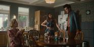 302 Jean, Otis and Ruby in the Milburn House