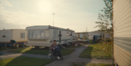 304 Isaac in the caravan park