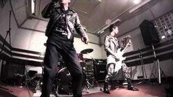 1st live at Sakudaira.-NYCTOPHILIA-