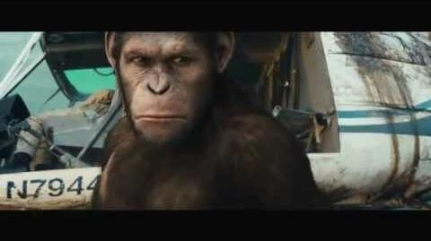 Apes invade San Francisco in Rise of the Planet of the Apes