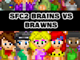 Survivor Fan Characters 2: Brains vs. Brawns