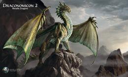 Bronze Dragon 4e