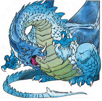 Blue Dragon 2e