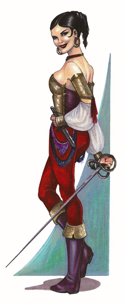Zawadiaka (klasa)