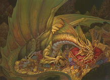 Gold Dragon 4e