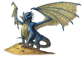 Blue Dragon 5e