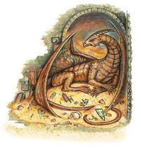Copper Dragon DL