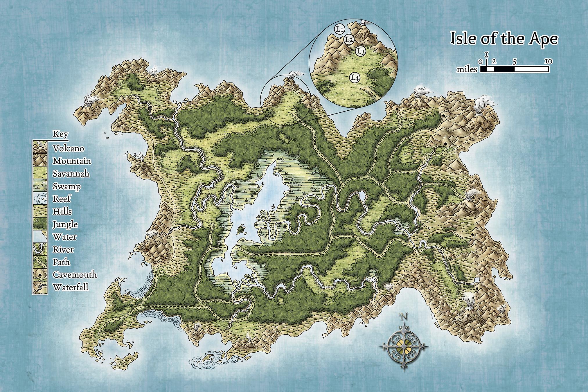 Wyspa Małpy