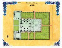 Card 4 The Golden Mosque