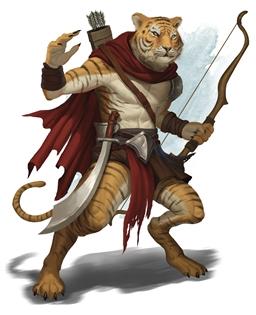 Tygrysołak